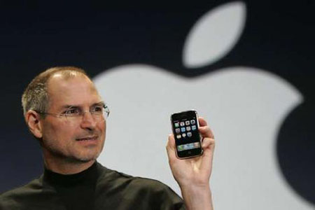 Celebrities remember Steve Jobs