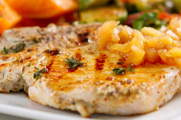 pork chops with cider sauce apple cider sauce and pork loin chops ...