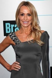 Taylor Armstrong has a new mission
