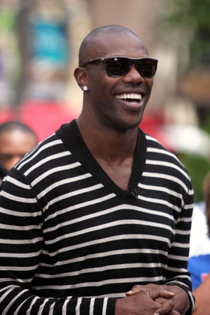 Terrell Owens reportedly tried to kill himself