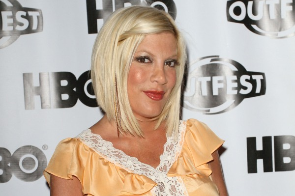 Tori Spelling calls for compassion