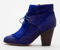 Jeffrey Campbell lace-up boots