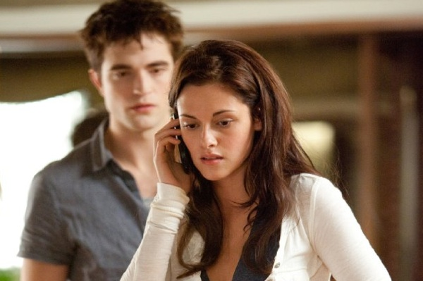 The Twilight Saga: Breaking Dawn - Edward and Bella
