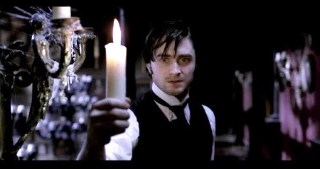 Daniel Radcliffe -- The Woman in Black