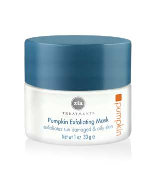 Pumpkin Exfoliating Mask