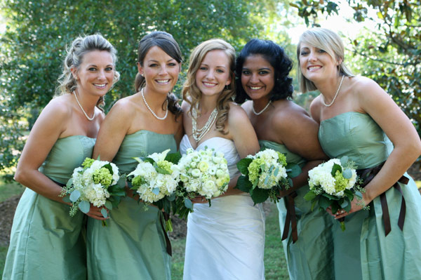 4 Bridesmaids