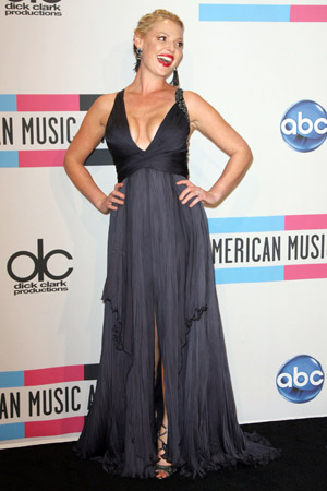 Katherine Heigl at the AMAs
