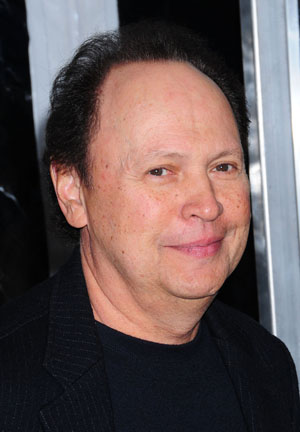 Billy Crystal swoops in to rescue the Oscars
