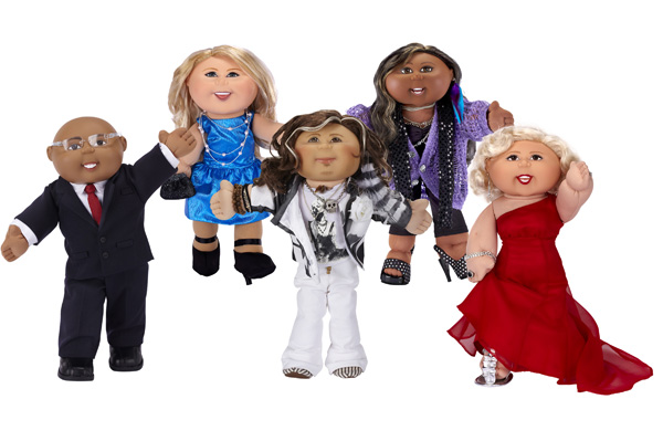 Celebrity Cabbage Patch Dolls