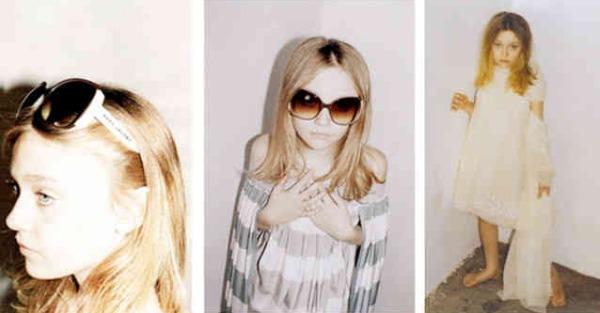 Dakota Fanning for Marc Jacobs