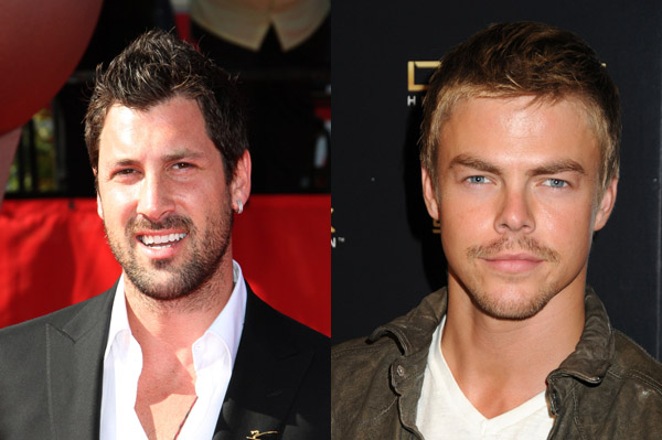 Derek Hough and Maksim hate each other