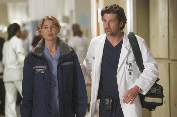 Meredith and Derek get news of Zola