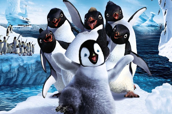 Happy Feet Two doesn't have much to celebrate