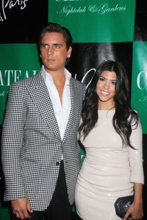Kourt K. and Scott Disick are expecting