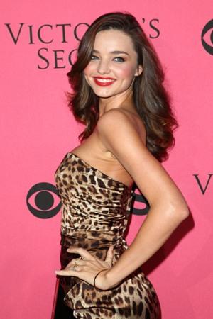 Miranda Kerr at the Victoria's Secret Fashion Show party