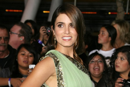 Nikki Reed at the Twilight Breaking Dawn movie premiere