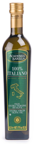 Acdemia Barilla 100% Italiano EVOO