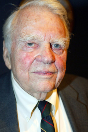 Andy Rooney had an iconic career