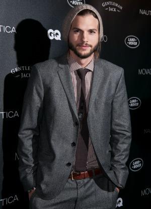 Ashton Kutcher quits Twitter -- sort of