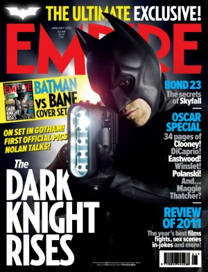 Christopher Nolan & Tom Hardy talk Batman