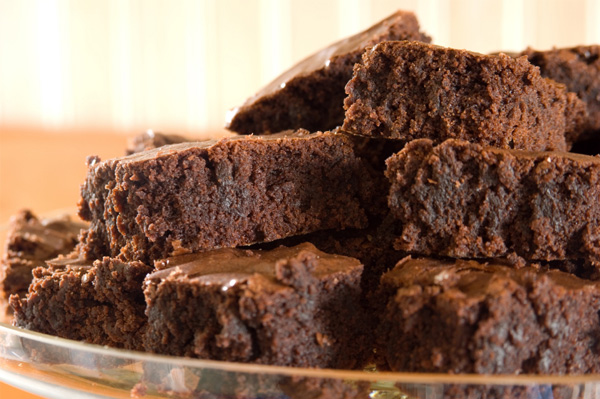 How to... make vegan brownies
