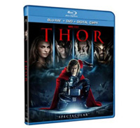 Thor Blu-ray disc