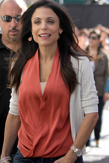 Bethenny Frankel talks about cleaning
