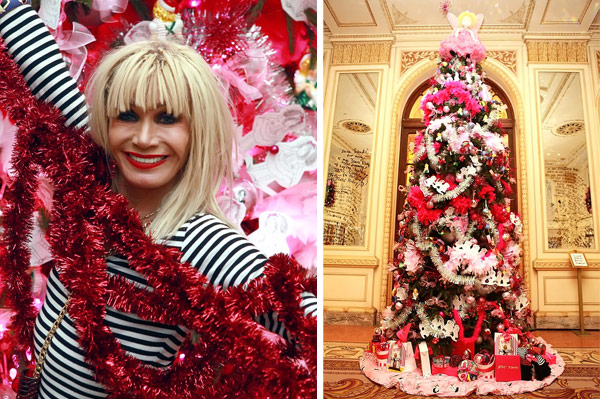 A very Betsey Christmas!