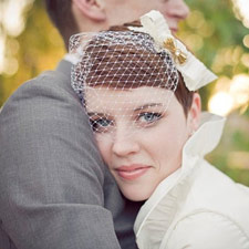 birdcage veil 