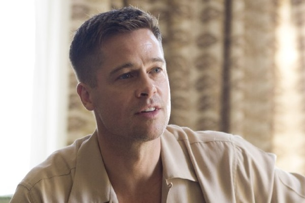 Brad Pitt in Tree of Life
