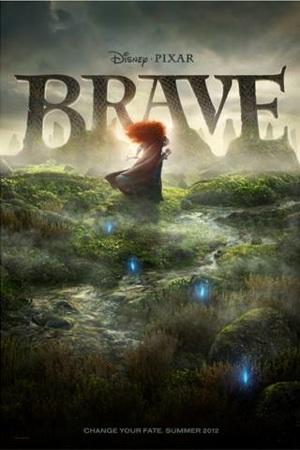 Pixar's Brave has girl power