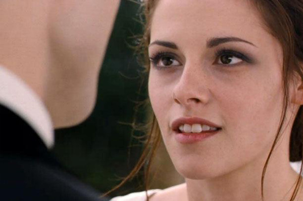 Edward and Bella wedding Much to our dismay the Twilight team has been