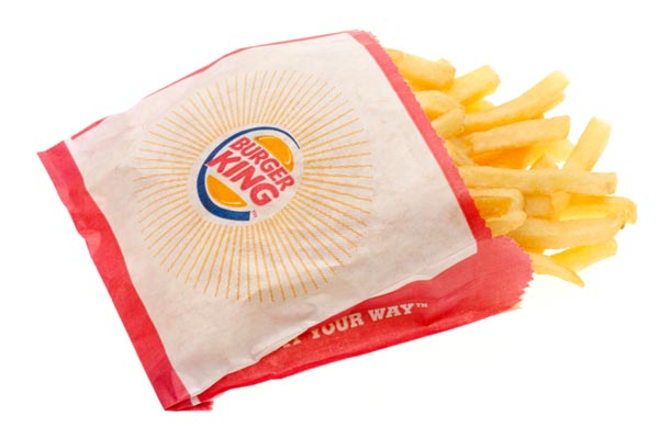Try the newest BK fries for free