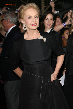 Carolina Herrera talks Breaking Dawn wedding dress