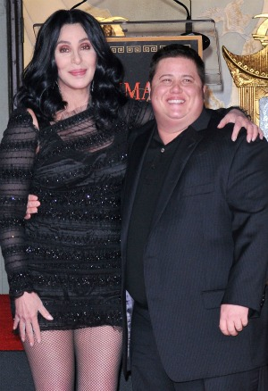 Cher Chaz Bono