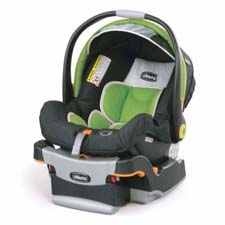 chicco key fit car seat