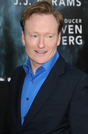 Conan O'Brien made his marriage ceremony debut as a gay wedding ...  Conan O'brien