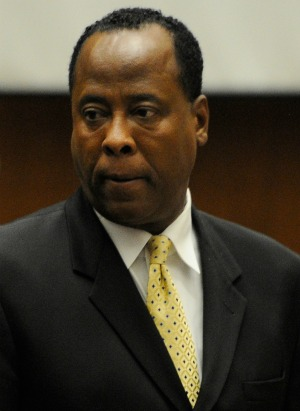 Conrad Murray sentencing today