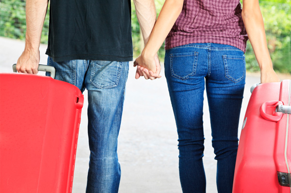 Travel tips for a couple going on vacation