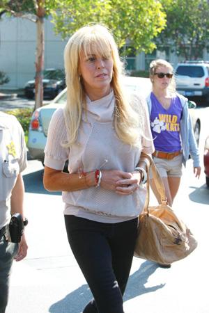 Dina Lohan talks Lindsay's Playboy shoot