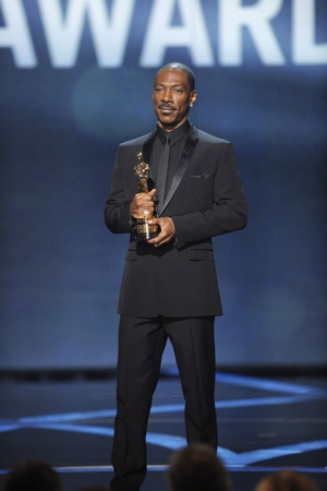 Eddie Murphy Resigns from Oscars