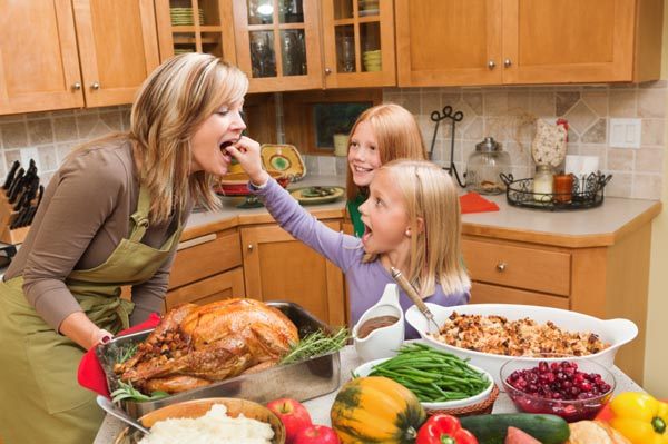 Thanksgiving 2011 create thanksgiving memories with your kids this year - Home cooking ...
