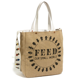 Feed the world with FEED Our Small World Tot