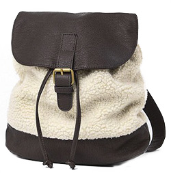 Winter handbag