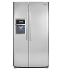 Frigidaire 22.6 cu ft. side by side refrigerator