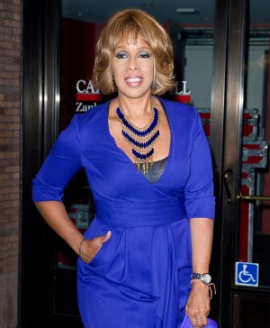 Gayle King, Charlie Rose join Early Show