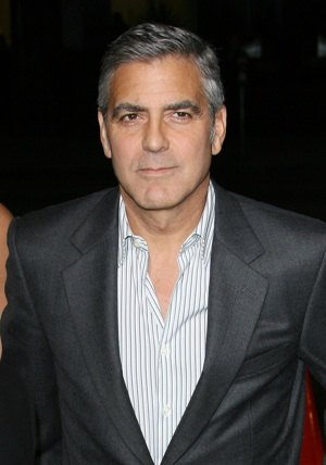 Clooney gets Shut out!