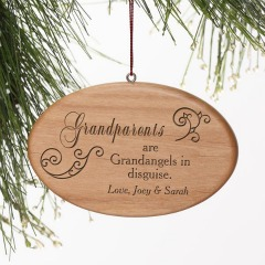 Granparents ornament