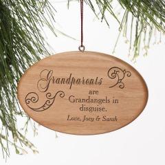 Granparents ornament