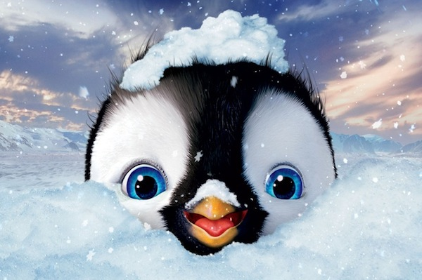 Movie review: HAPPY FEET Two